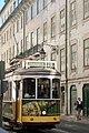 Portugal, Lisbon - tram (8590371520).jpg