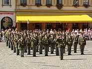 Posadkova hudba Olomouc