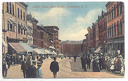 PostcardDownMainStJamestownNY1914.jpg