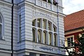 Praha, Staré Město, Dům U Modré štiky, detail.JPG