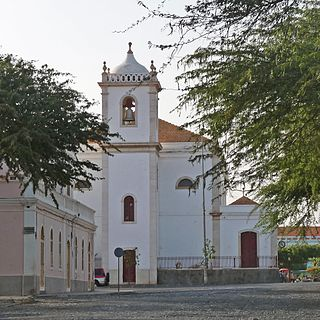 Pro-Cathedral of Our Lady of Grace, Praia Church in Praia, Cape Verde