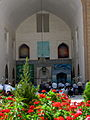 Prayers of Noon - Grand Mosque of Nishapur -September 27 2013 15.JPG