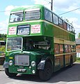 Preserved Aldershot & District bus 488 (488 KOT) 1964 Dennis Loline III Weymann, 21 May 2011.jpg