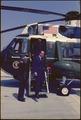 "President Nixon and John D. Ehrlichman deplaning from ""Marine One"" - NARA - 194354.tif"