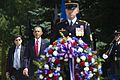 President Obama Attends a Wreath Laying Ceremony on May 30, 2016.jpg