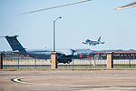 President Obama arrives at Maxwell 150307-F-EX201-119.jpg