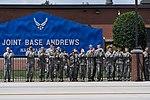 President Trump Arrives at Joint Base Andrews (40882916493).jpg