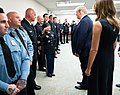 President Trump and the First Lady in Dayton, Ohio (48482704922).jpg