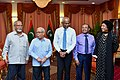 President appoints advisors to Maldives Heritage Ministry 01.jpg