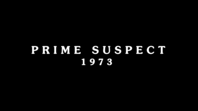 Picture of a TV show: Prime Suspect 1973
