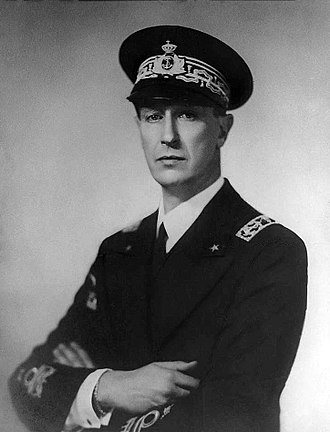 Prince Aimone, Duke of Aosta - Image: Prince Aimone of Savoy restored