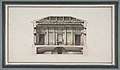 Project for the Alexander Palace, Tsarskoe Selo (Section) MET DP811330.jpg