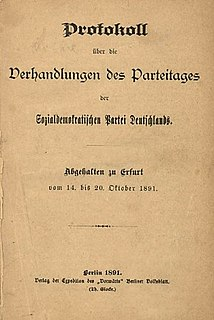 Erfurt Program