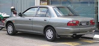 Proton Wira - Saloon (facelift)