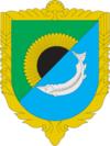 Huy hiệu của Huyện Pryazovske
