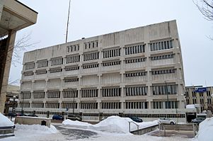Public Safety Building (Winnipeg)