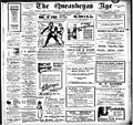 Queanbeyan Age and Queanbeyan Observer 5 january 1915.jpg