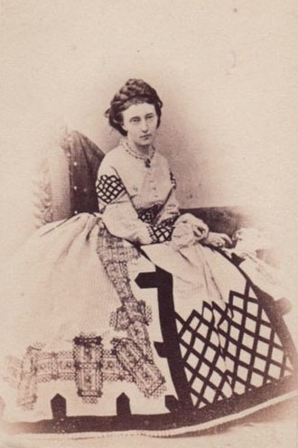 Olga Nikolaevna of Russia - Olga - Queen of Württemberg, 1860s