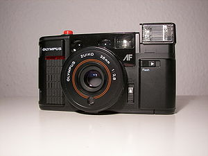 Olympus Corporation - Olympus Quick Flash camera