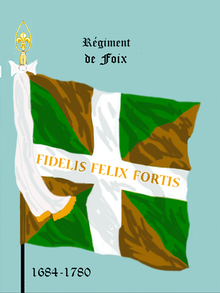 Image illustrative de l'article Régiment de Foix (1684)