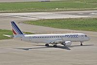 F-HBLH - E190 - Air France