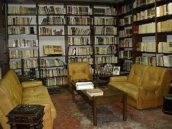 R%C3%B3mulo Betancourt%C2%B4s Personal Library - Pacairigua%2C Caracas