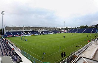 Leinster Rugby - The RDS Arena