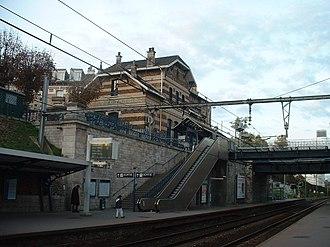 Meudon - Meudon Val Fleury Station
