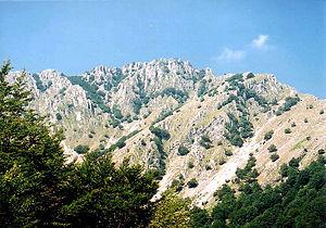 Domogled-Valea Cernei National Park - Mehedinți Mountains (Stan's peak)