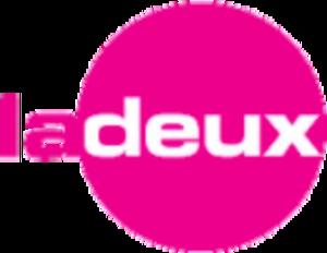 La Deux - Image: RTBF La Deux logo 2004