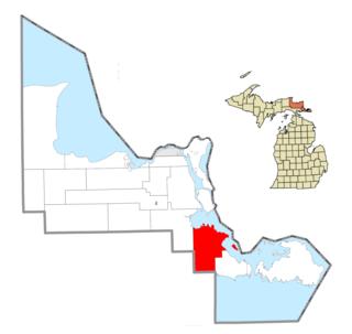 Raber Township, Michigan Civil township in Michigan, United States