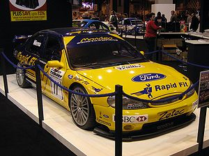 Ford Mondeo - Ford Mondeo as driven by Alain Menu for Ford Team Mondeo in the 2000 British Touring Car Championship