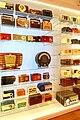 Radio display - Museum für Angewandte Kunst Köln - Cologne, Germany - DSC09640.jpg