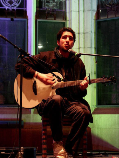 Picture of a band or musician: Raef