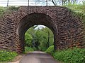 Railway bridge, Nethercott - geograph.org.uk - 1281218.jpg