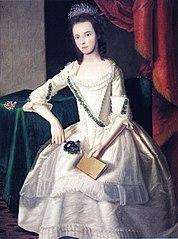 Portrait of Mary Carpenter