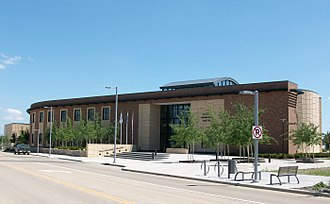 Ramsey, Minnesota - Ramsey Municipal Center, June 2009