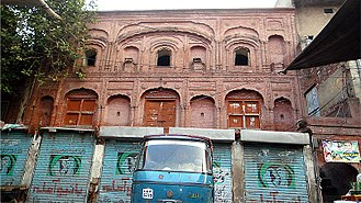 Ranjit Singh - Birthplace of Ranjit Singh in Gujranwala, Pakistan.