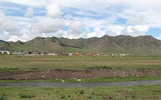 Rashaant, Khövsgöl District in Khövsgöl Province, Mongolia