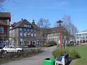 Lehrte - Image: Rathaus in Lehrte