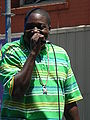 Ray Luv performing at 5th Annual AHSC 4.JPG