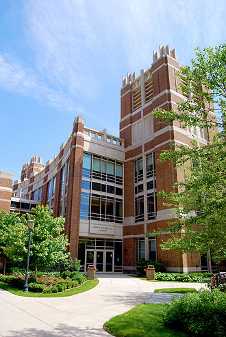 Marquette University - John P. Raynor Library