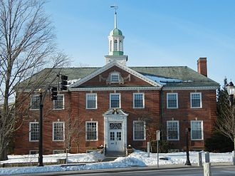 Reading, Massachusetts - Town Hall