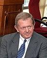Recebe em audiência o presidente do Conselho Administrativo do Shandinaviska Enskilda Banken, Electrolux e SAAB - Sistemas de Defesa Aeroespacial, Marcus Wallenberg. (16794468978) (cropped).jpg