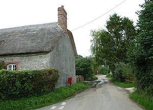 Redford, Dorset - Rush hour in Redford