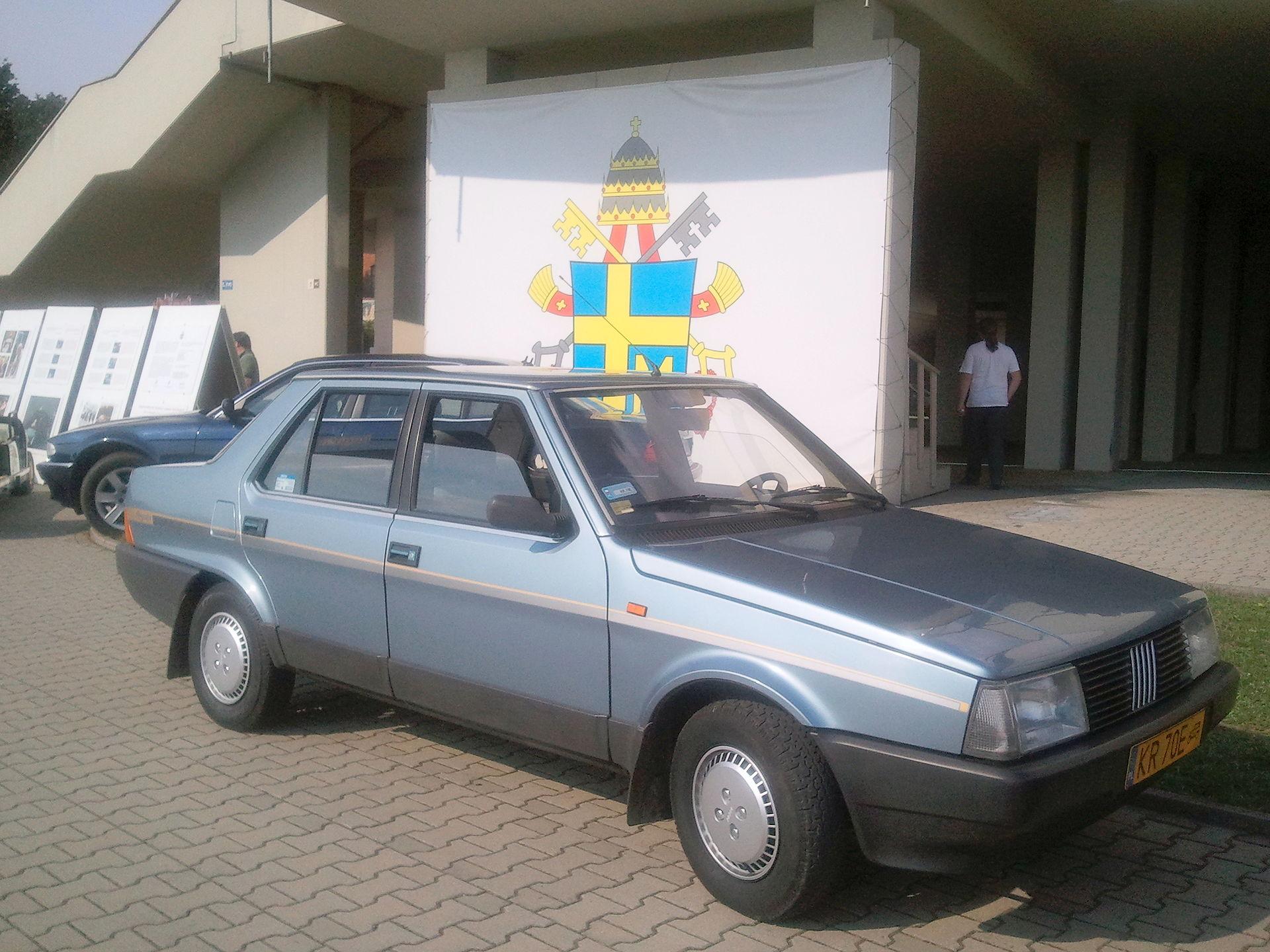 1983 Toyota Corolla >> Fiat Regata – Wikipedia, wolna encyklopedia