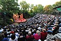 Regent's Park Open Air Theatre Auditorium.JPG