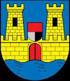 Das Wappen von Reichenbach/O.L.