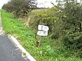 Reivers Cycle Route, Bailey - geograph.org.uk - 547956.jpg