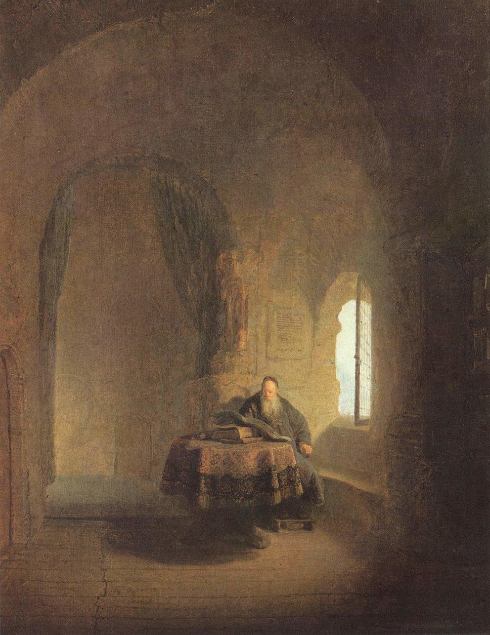 Rembrandt-Kopist 001